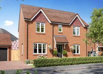 Thumbnail 4 bed detached house for sale in Limewood Grange, Allington Lane, Fair Oak, Eastleigh