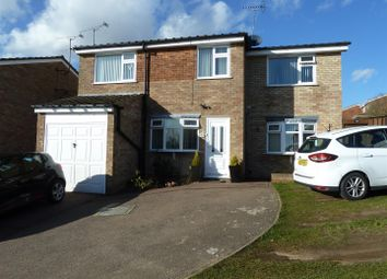 Thumbnail 5 bed detached house for sale in Sheldrake Drive, Ipswich