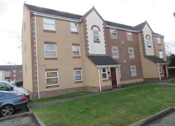 Thumbnail 2 bedroom flat for sale in Burns Avenue, Chadwell Heath, Romford