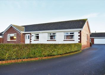 Thumbnail 4 bed detached bungalow for sale in 9 Vancouver Road, Eastriggs, Dumfries & Galloway