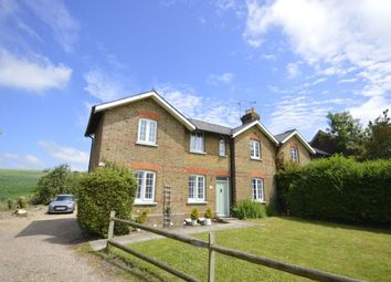 Thumbnail 1 bed flat to rent in Elsfield Cottages Ashford Road, Hollingbourne, Maidstone