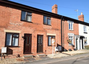 Thumbnail 2 bed terraced house for sale in Enfield Road, Hunt End, Redditch