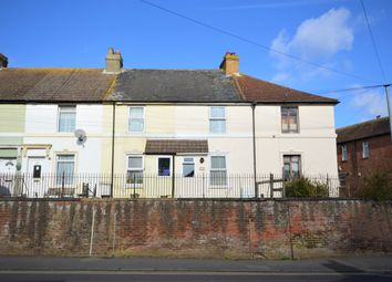 Thumbnail 2 bed end terrace house to rent in Cheriton High Street, Folkestone