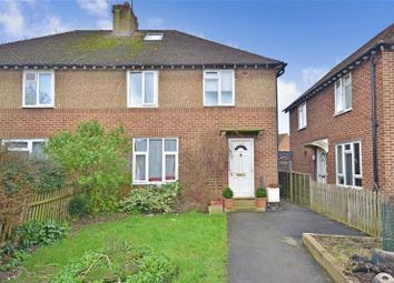 Thumbnail 4 bed semi-detached house for sale in Bramber Road, Chichester