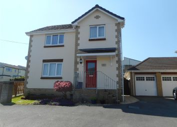 Thumbnail 3 bed detached house to rent in St. Johns Close, Barnstaple