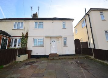Thumbnail 4 bed semi-detached house to rent in Hawthorn Road, Strood, Rochester
