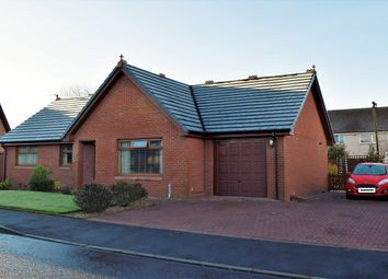 Thumbnail 3 bed detached bungalow for sale in 8 Turnberry Park, Annan, Dumfries & Galloway
