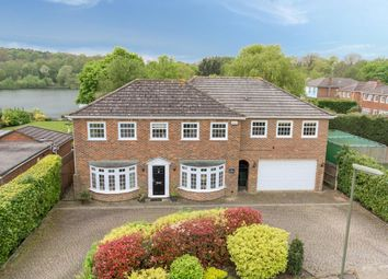 Thumbnail 5 bed detached house to rent in Somerville Road, Cobham