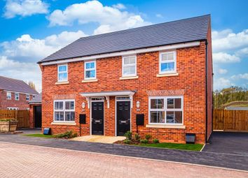 """""""Archford"""" at Bishops Itchington, Southam CV47. 3 bed semi-detached house for sale"""