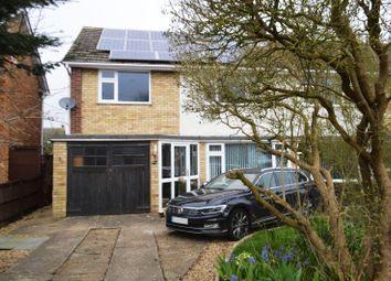 Thumbnail 3 bedroom semi-detached house for sale in Edinburgh Avenue, Werrington Village