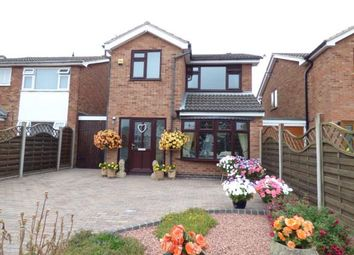 Thumbnail 3 bed detached house for sale in Long Furrow, East Goscote, Leicester, Leicestershire