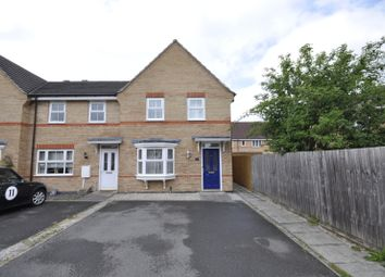 Thumbnail 3 bed semi-detached house to rent in Avalon Drive, Chellaston, Derby