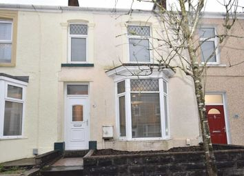 Thumbnail 3 bed terraced house for sale in Marlborough Road, Brynmill, Swansea