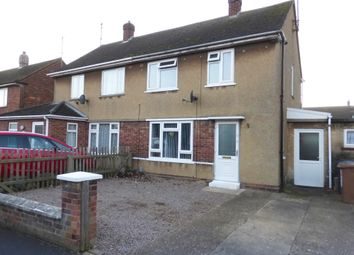 Thumbnail 2 bed semi-detached house for sale in Bramley Road, Wisbech