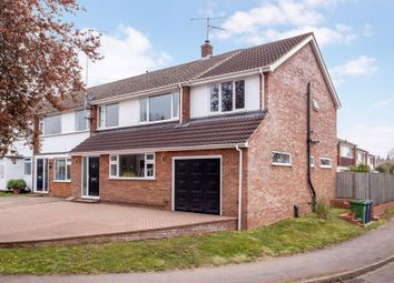 Thumbnail 5 bed end terrace house for sale in Willowmead Gardens, Marlow, Buckinghamshire