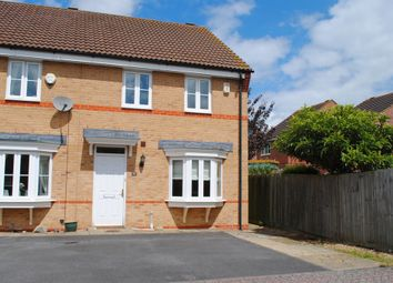 Thumbnail 3 bed semi-detached house for sale in Rosemary Gardens, Thatcham