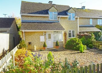 Thumbnail 3 bed end terrace house for sale in Elizabeth Gardens, Meysey Hampton, Cirencester, Gloucestershire