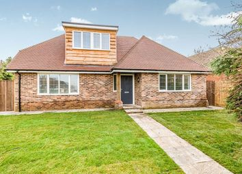 Thumbnail 4 bed bungalow for sale in Romany Court Romany Road, Gillingham