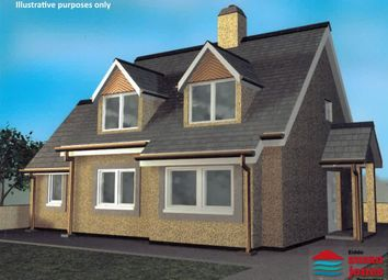 Thumbnail 3 bed detached bungalow for sale in Botwnnog, Pwllheli