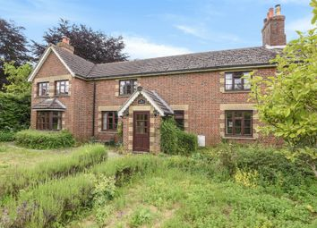 Thumbnail 4 bed semi-detached house for sale in Up Street, Dummer, Hampshire
