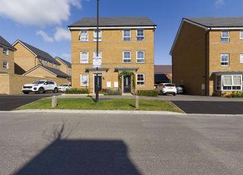 Thumbnail 3 bed semi-detached house for sale in John Liddell Way, Basingstoke