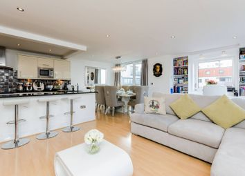 Thumbnail 3 bedroom flat for sale in Wards Wharf Approach, Royal Docks