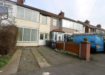 Thumbnail 3 bed terraced house to rent in Midgeland Road, Blackpool