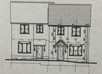 Thumbnail 2 bed semi-detached house for sale in Llanwnnen, Lampeter