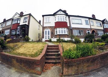 Thumbnail 3 bed end terrace house to rent in Ridgeway Drive, Bromley