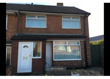 Thumbnail 3 bed end terrace house to rent in Piperknowle Road, Stockton On Tees