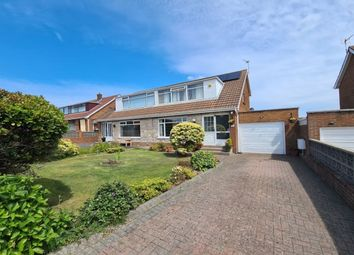 Thumbnail 3 bed semi-detached house for sale in Sinclair Avenue, Bangor