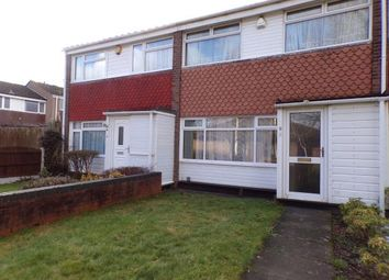 Thumbnail 3 bed terraced house for sale in Monmouth Road, Birmingham, West Midlands