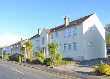 Thumbnail 3 bedroom flat for sale in Whiteford Avenue, Dumbarton, Dunbartonshire (Dumbarton)