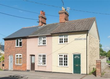 Thumbnail 2 bed cottage for sale in Stowmarket Road, Needham Market, Ipswich, Suffolk