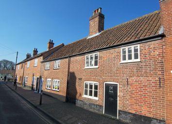 Thumbnail 3 bedroom terraced house to rent in Pople Street, Wymondham