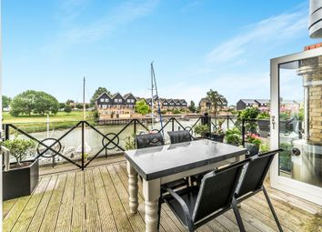 Thumbnail 3 bed town house for sale in Provender Walk, Belvedere Road, Faversham