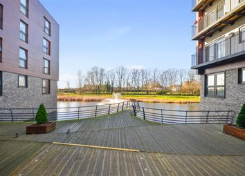 Thumbnail 2 bed flat for sale in Victoria Court, Howard Road, Stanmore