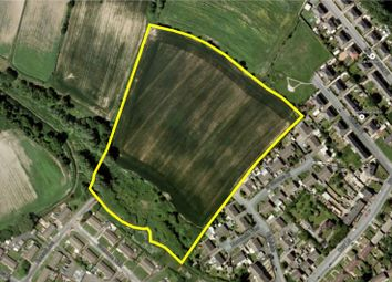 Thumbnail Land for sale in Highfields, Havercroft, Wakefield