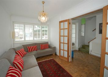 Thumbnail 3 bedroom end terrace house for sale in Ravens Close, Bromley, Kent