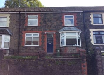 Thumbnail 3 bed terraced house for sale in Pentwyn Avenue, Penrhiwceiber, Mountain Ash