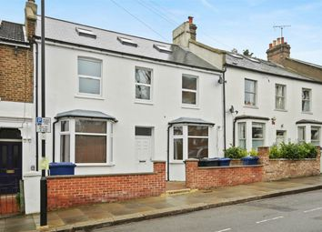 Thumbnail 3 bed flat to rent in Brougham Road, London