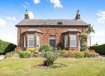 Thumbnail 4 bed detached house for sale in Sandy Lane, Locharbriggs, Dumfries