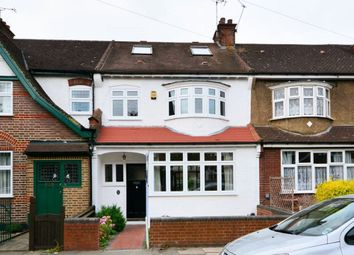 Thumbnail 4 bed terraced house to rent in Greenend Road, Chiswick, London
