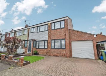 Thumbnail 4 bed end terrace house for sale in Pelham Place, Stanford-Le-Hope