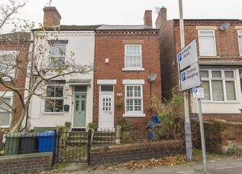 Thumbnail 4 bed terraced house for sale in Rutland Road, Chesterfield