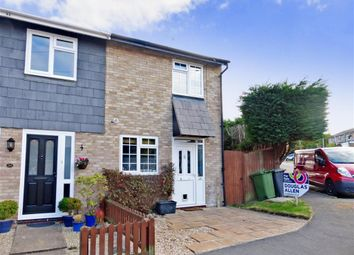 Thumbnail 2 bed end terrace house for sale in Celandine Close, Billericay, Essex