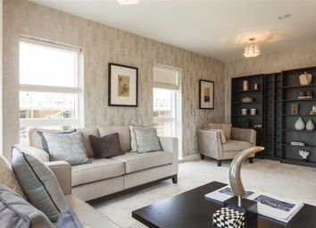 Thumbnail 4 bed terraced house for sale in Henry Darlot Drive, Inglis Barracks, London