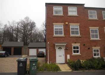 Thumbnail 3 bed town house to rent in Horseshoe Crescent, Great Barr, Birmingham