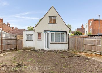 Thumbnail 2 bedroom detached bungalow for sale in Madeira Road, London
