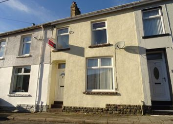 Thumbnail 3 bed terraced house for sale in Morris Street, Cwmaman, Aberdare, Mid Glamorgan
